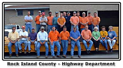 Highway Department Staff